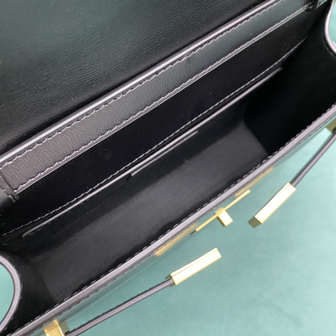 【P1280】圣罗兰包包批发 YSL Manhattan曼哈顿包小号24CM 675626黑色