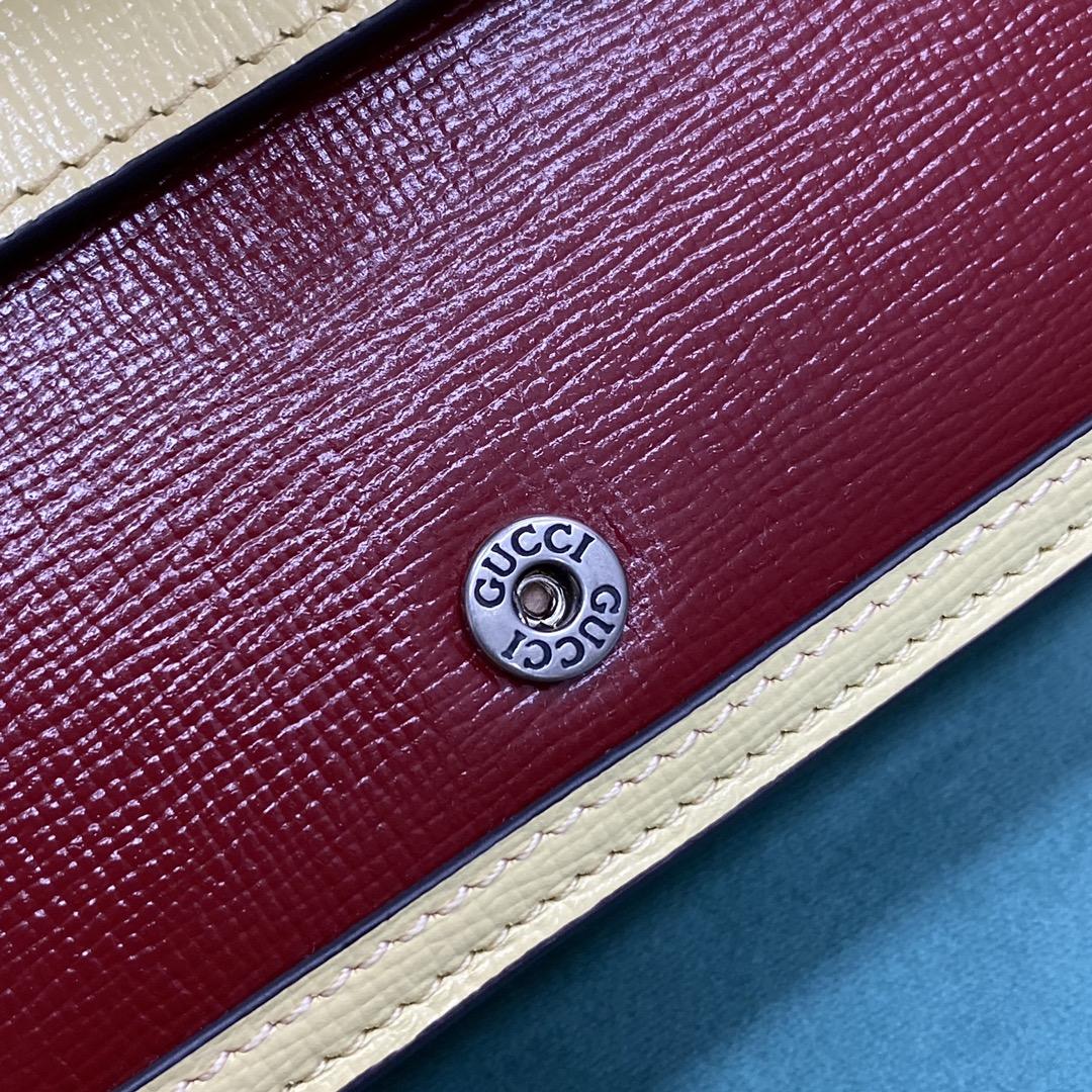 【P750】Gucci Dionysus 古奇476432亮色拼色迷你酒神包腰包链条包